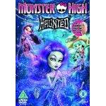 Monster High: Haunted (includes Monster High Transfers) [DVD] [2013]